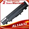 HSW AL14A32 מחשב נייד סוללה עבור Acer Aspire E5-572G E14 E5-551G E15 E5-421 E5-471G-39TH E5-471G עבור EXTENSA 2510 2509 EX2510G