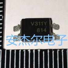 10 unids/lote FOD814 PC814 EL814 LTV-814 FOD814 PC814A SOP-4 en Stock