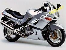 Kawasaki Ninja ZZR 400-1993 ZZR400 93-03 2003   Accessoires pour moto ZZR400 93-03, Kit de carpette (moulage par Injection)