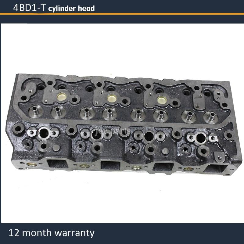 4BD1-T 4BD1T cabeza de cilindro para Isuzu NPR/59/ELF 250/ELF 350 3268cc 3.3TD 8v 1982-8-97141-821-1/8-97141-821-2 8971418211 4BD1 T