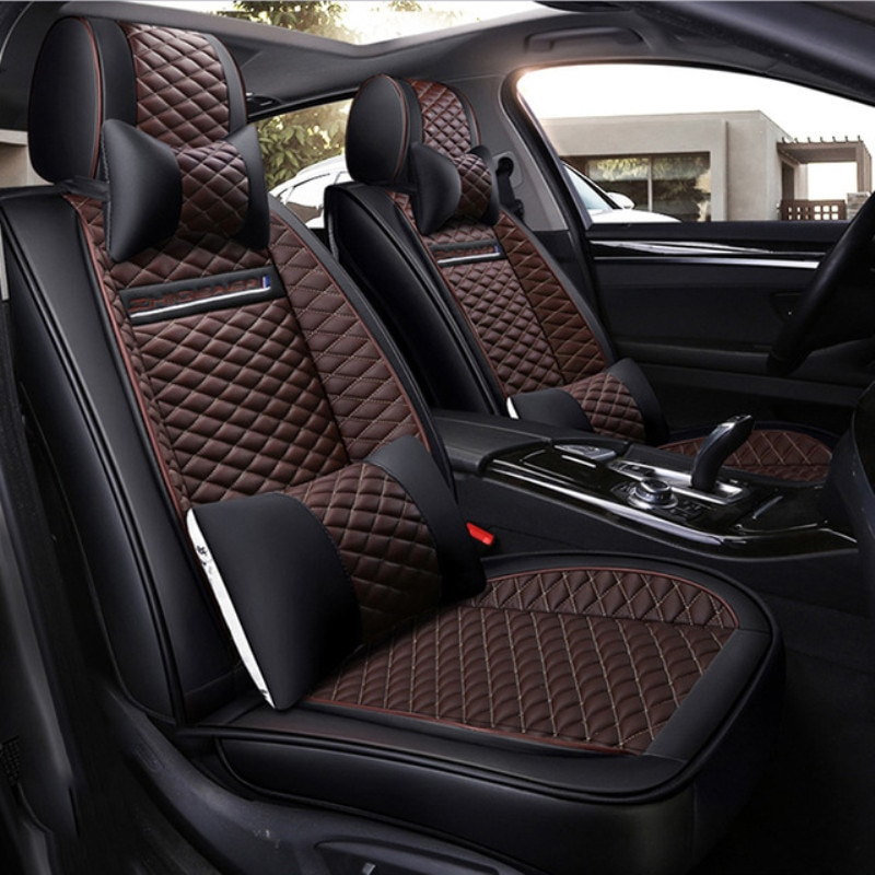Car seat cover seats covers for Toyota lc200 mark 2 premio prius 20 30 rav 4 rav4 tundra venza verso of 2018 2017 2016 2015