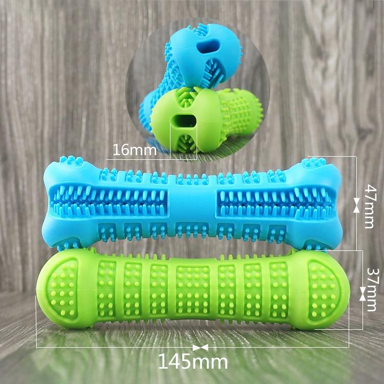 Mascarilla de perro patentada EU US, Original de fábrica, limpiador de dientes molares para mascotas, cepillo de dientes para perros, cepillo de dientes para perros, cuidado de cachorros, juguetes para mascotas