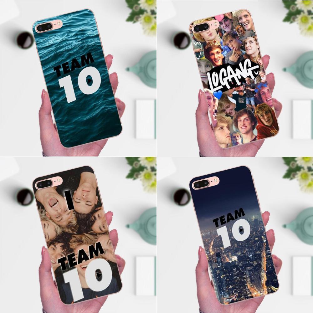 Huawei P8 P9 P10 P20 P30 Mate 7 8 9 10 20 Lite Artı Pro 2017 Yüksek Kaliteli Klasik telefon kılıfı Takımı 10 Jake Paul Muhteşem