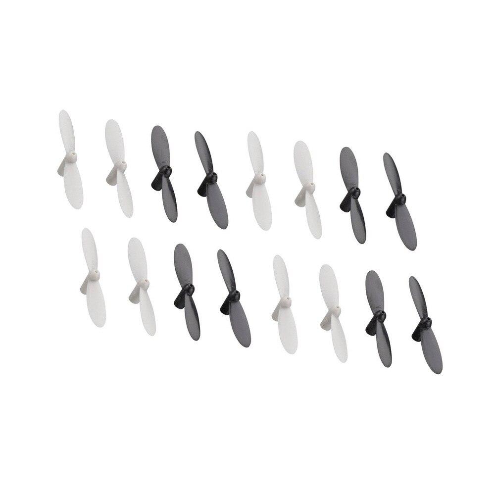 16PC Spare Parts Blade Propeller FOR Cheerson CX-10 CX-10A CX-10C RC Drone mini Quadcopter Remote Control Toys #XTT