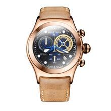 Récif tigre Aurora Serier RGA782 hommes chronographe cadran Sport étanche mode Quartz montre-bracelet