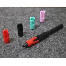 Universal Pen Houder Case Socket Cap Pen Grip Voor Wacom Tablet Pen LP-171-0K, LP-180-0S, LP-190-2K, LP-1100-4K