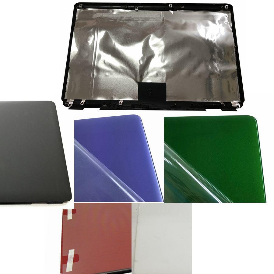 GZEELE-غطاء خلفي LCD للكمبيوتر المحمول ، غطاء خلفي لجهاز Dell Inspiron 1545 1546 A