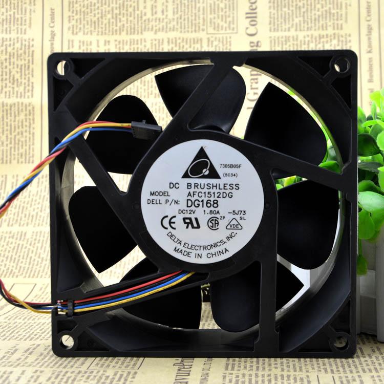 Новый оригинальный 15050 12V 1.80A AFC1512DG DG168 15 см вентилятор охлаждения 150*50