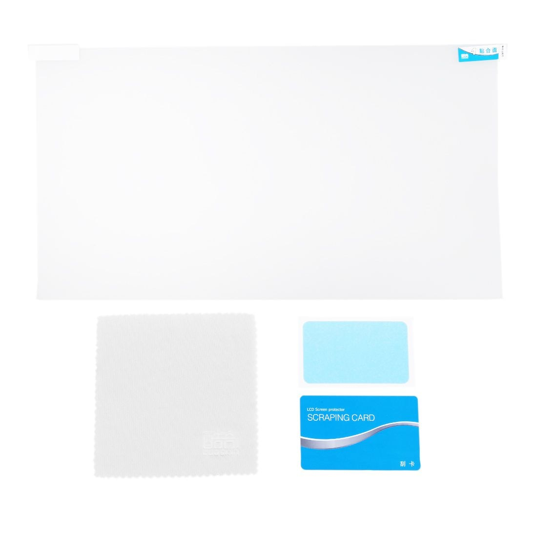 Caliente-COOSKIN 15,6 pulgadas Protector de pantalla Anti-reflejo para portátil Pantalla 169 transparente