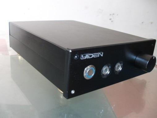 Aluminum enclosure / amplifier case/DAC decoding carton/ Power supply chassis DIY BOX size:175*60*230mm
