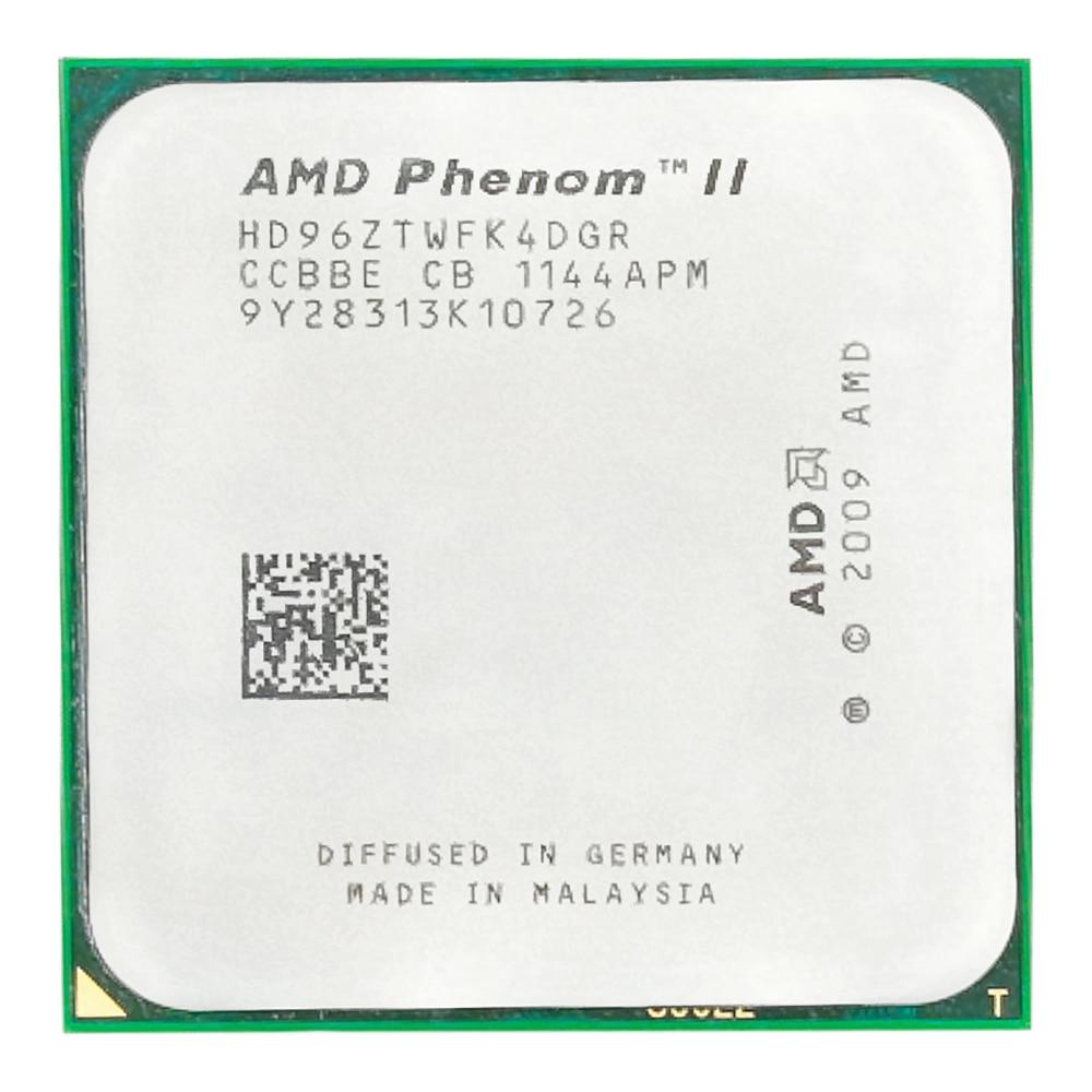AMD Phenom II X4 960T procesador de CPU Quad-Core de 3,0 Ghz/...