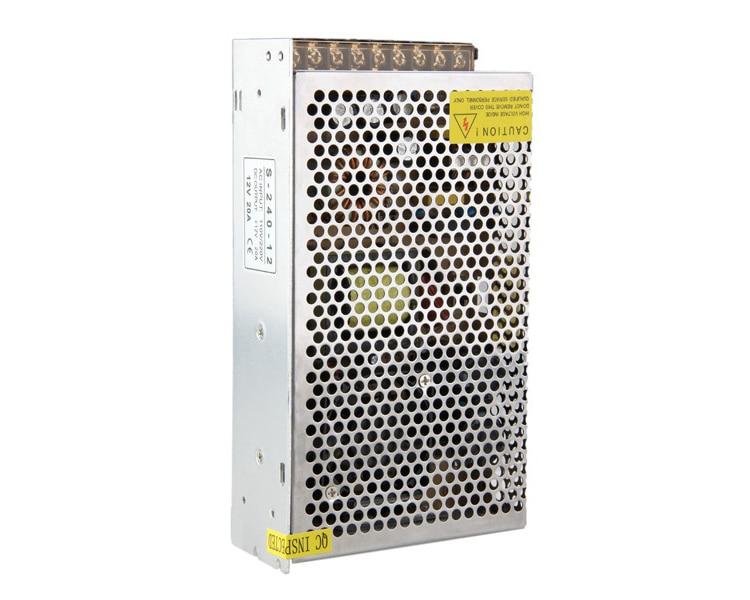 30 W 24 V 1A/12 V 1A double groupe alimentation industrielle 30 watts 24 volts 1amp et 12 volts 1amp double groupe transformateur industriel