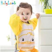 11.11 Cartoon Character Animals Baby Boy Girl Bibs Waterproof Toddler Triangle Bibs Newborn Burp Clothes  Baby Feeding