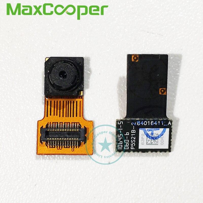 10 unids/lote alta calidad para Motorola MOTO G3 G 3rd Gen XT1544 XT1550 XT1540 XT1541 XT1543 frente pequeña cámara módulo