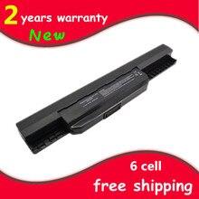 Ordinateur portable A42-K53 batterie pour asus A43TA K43T X43B A53 K43U X43BY A53B K53 X43E A53E K53BY X43S A53S K53E X43SA A53SC K53S X43SJ