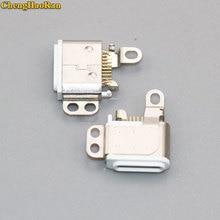 ChengHaoRan 10pin USB Jack buchse stecker Für Apple IPOD NANO 7 für Iphone 5 s test weibliche Blitz Lade Dock port Reparatur