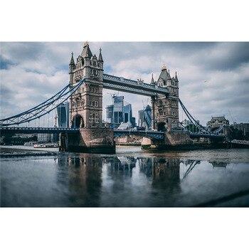 5d diamant malerei Britischen stadt, London volle bohrer quadratmeter diamant stickerei Kreuz stich mosaik strass Hochzeit dekoration