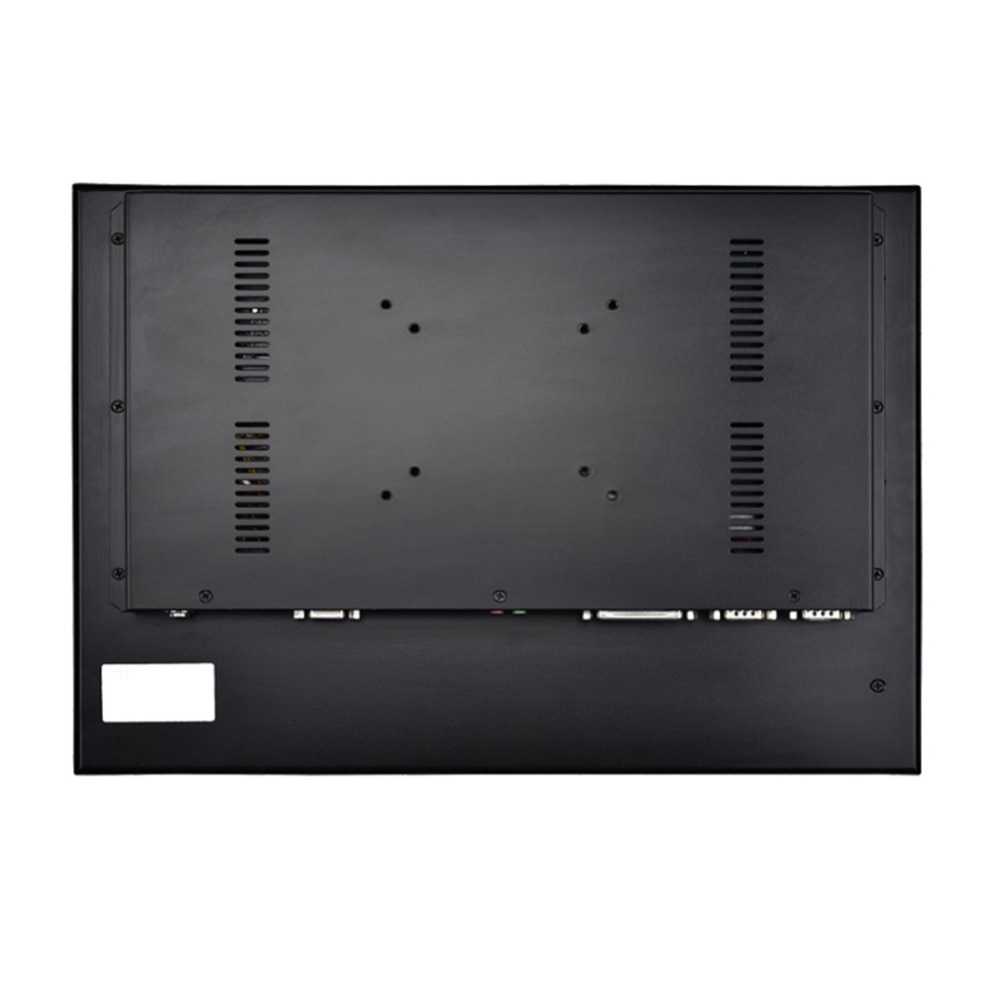 Panel PC Industrial 17 Inch Made-In-China 5 Wire Resistive Touch Screen Core I5 3317u All In One Computer enlarge