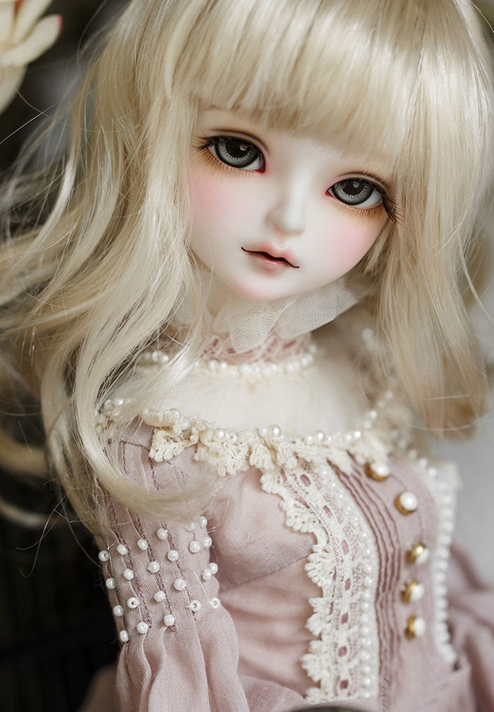 Muñeca de 1/4 Elia bjd msd ojos gratis, envío gratis, juguete, gran oferta, muñecas de moda