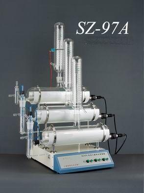 Laboratoire de Distillation Triple distillateur deau Pure automatique à Quartz