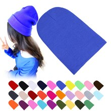 29 colors   Autumn winter warm hat Women Men Wool Tabby Elastic Beanie Hedging caps student