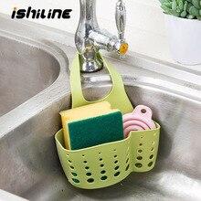 Évier étagère de cuisine accessoires cuisine   Évier étagère à savon éponge support de salle de bains rangement de la cuisine, ventouse organisateur de cuisine évier accessoires de cuisine
