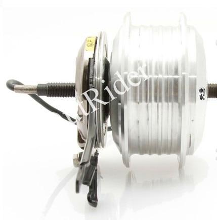 OR01A3 36 V 250 W Motor de freno de rodillo delantero sin engranajes motor de cubo sin escobillas para bicicleta eléctrica CE aprobado