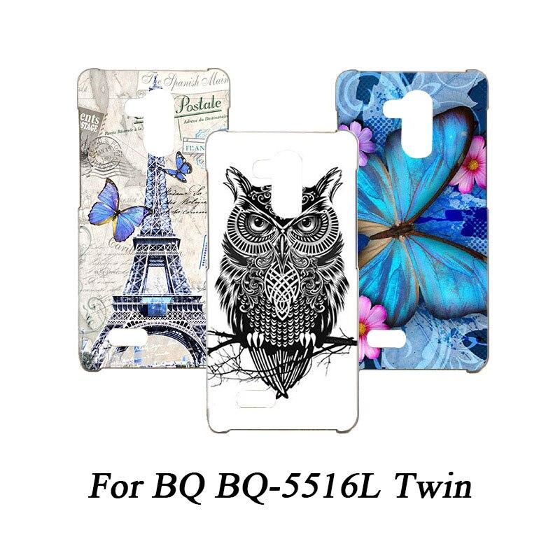 Padrões de telefone capa traseira caso para bq BQ-5516L twin caso capa diy macio tpu casos de telefone para bq BQ-5516L twin cobre