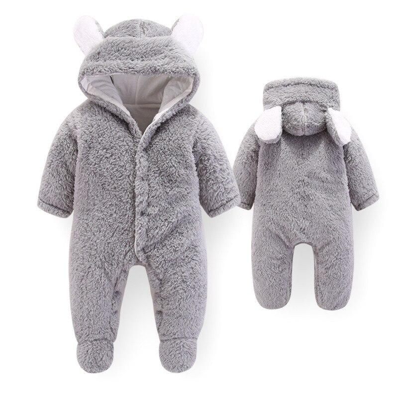 Lawadka תינוק 0-3 חודשים בנות תינוק גרבונים קטיפה תינוקות תינוק בני בגדי סתיו חורף תינוק בגדי חליפות 3 M 6M 9M 12M