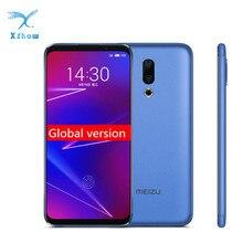 "Version mondiale Meizu 16 16X6 GB 128 GB Smartphone Snapdragon 710 Octa Core 6.0 ""2160x1080 20.0MP identification dempreintes digitales téléphone Mobile"