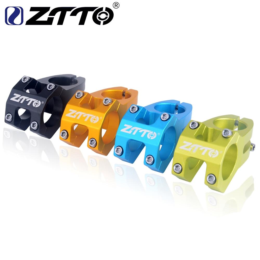 ZTTO части велосипеда горный велосипед эндуро высокая прочность 45 мм легкий 31,8 мм руль CNC обработанный стержень для XC для AM