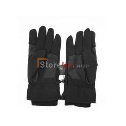 Impermeable antideslizante tiroteo guantes para Nikon D7000 D5100 D3400 D4 D4S D500 D3100 D90 D3200 D3100 D40 D7100 d5300 D5200 DSLR