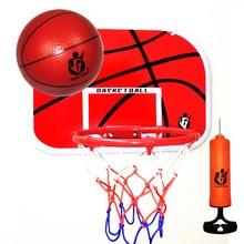 Innen Einstellbaren Hängen Basketball Netball Hoop Basketball Box Mini Basketball Bord Für Spiel Kinder Kinder Spiel