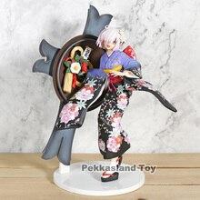 Destin/Grand ordre Kimono Matthew Kyrielite bouclier Mash Kyrielight Anime année Ver bouclier mère figurine