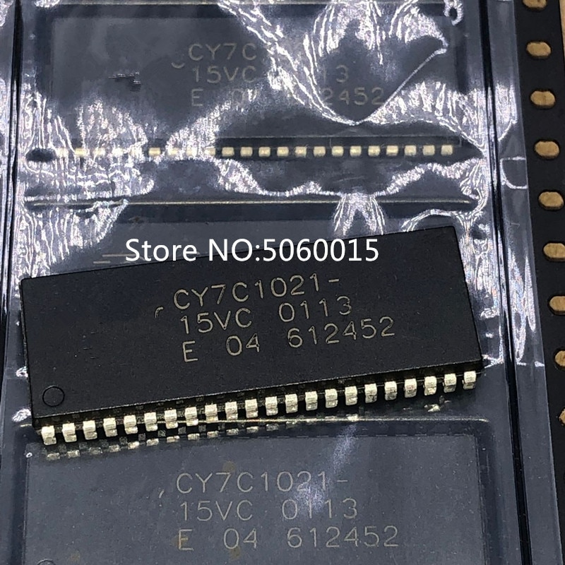 10 PÇS/LOTE CY7C1021-15VC SOJ -44 Em Estoque Melhor qualidade