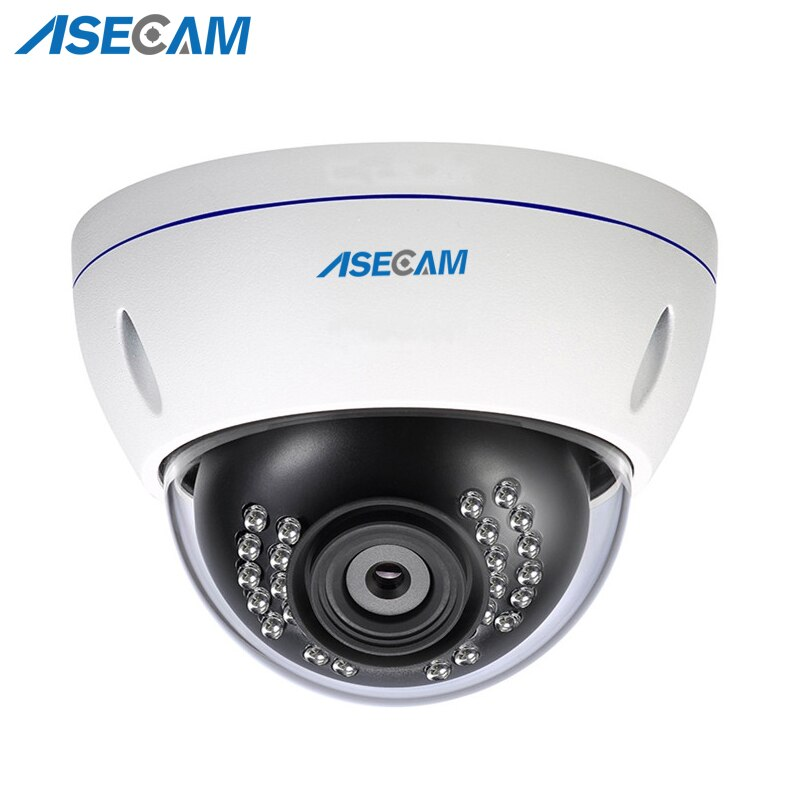 Супер 4MP H.265 HD IP камера Onvif крытый белый металлический купол водонепроницаемый CCTV PoE сеть P2P Обнаружение движения безопасности Электронная по...