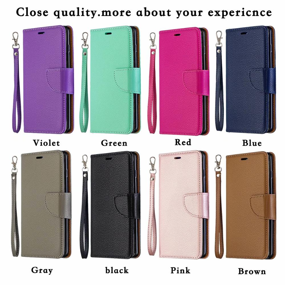 Caso de Couro da aleta para Samsung Galaxy S10 Plus Wallet Suporte Slot para Cartão de Luxo Titular Magnético Da Capa do Livro para Galaxy S10E s10 5G