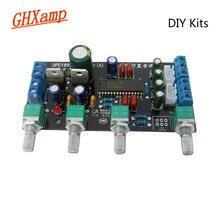 GHXAMP UPC1892 préamplificateur ton carte de contrôle Kits haut-parleur amplificateurs bricolage Mini préampli aigus basse ajuster 100x48cm