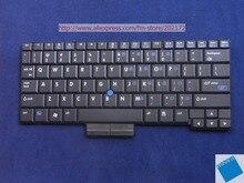 Used Look Like  New Black Laptop  Notebook Keyboard  451748-001 AE0T2U00110 For  HP 2510P Series US