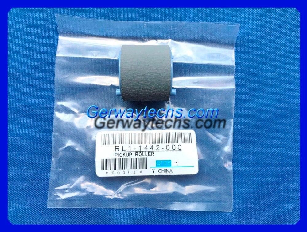 GerwayTechs RL1-1442 RL1-1442-000 RL1-1442-000CN HPLJ M452 M377 M477 M1139 M1219 bandeja 1 de recogida de papel rodillo de QTY-5
