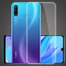 Coque TPU transparente Pour Huawei P20 P30 Mate 20 10 Lite Y6 Y7 Y9 2019 P40 Pour Huawei Honor 10i 20i 8X 30S 9A