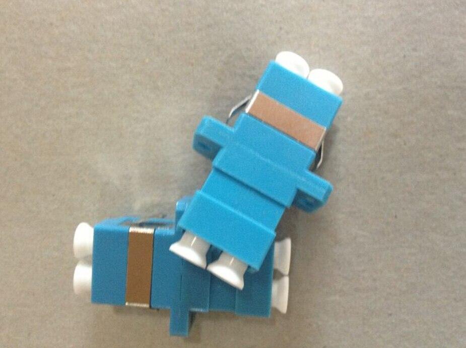 محول ألياف بصرية جديد ، 400 قطعة ، موصل شفة LC UPC SM ، مزدوج ، اتصال فردي ، بيع بالجملة
