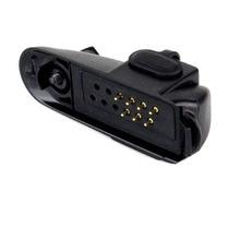 2pin Jack 3,5mm/2,5mm Audio-Adapter für Motorola GP328 GP340 PTX760 PRO5150 zu GP300 GP88S Ham Radio walkie Talkie J6226A