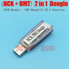 latest original NCK Pro Dongle NCK Pro2 Dongl nck key NCK DONGLE+UMT DONGLE 2 in1 Fast Shipping