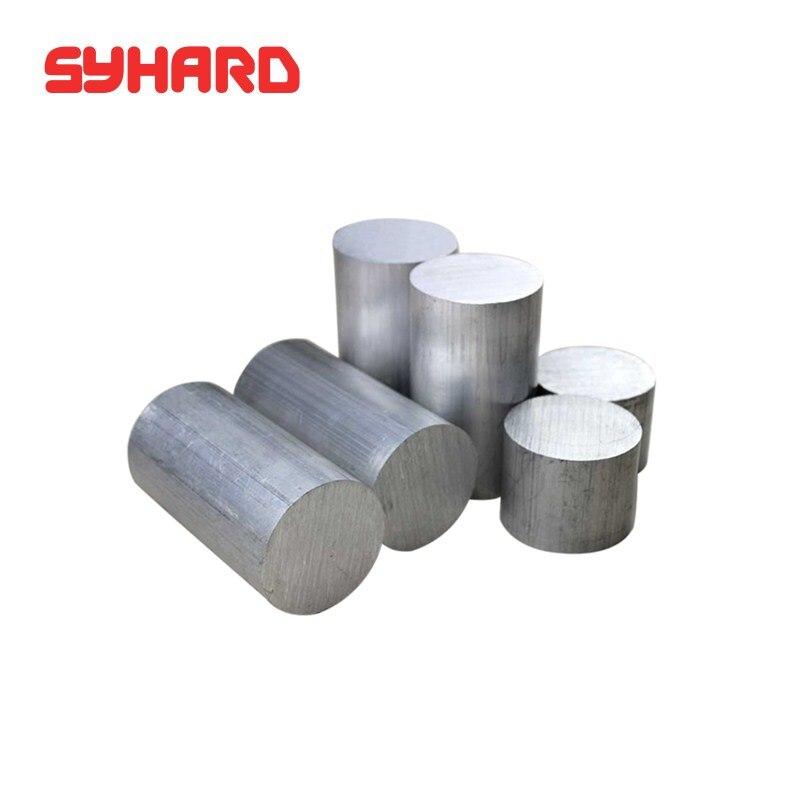 Barra redonda sólida de aluminio 7075, varilla de aleación de aluminio (diámetro...