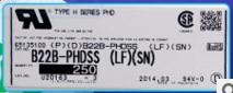 B22B-PHDSS موصلات محطات إيواء 100% جديد و الأصلي أجزاء B22B-PHDSS (LF)(SN)