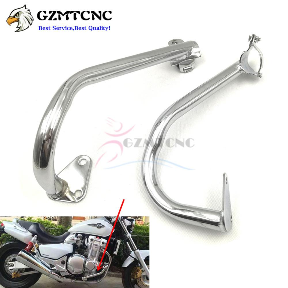 CB1300 X4 Motorcycle Engine Guard Crash Bar Fairing Frame Protector for Honda X-4 1997 - 2003 CB 1300 1998 1999 2000 2001 2002