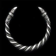 Antyczny kolor srebrny Norse Viking Raven otwarcie bransoletki wrona bransoletka z głowami i bransoletka biżuteria nordyccy wikingowie Drop Shipping