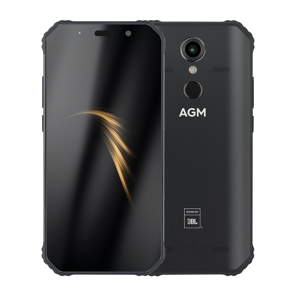 AGM A9 IP68 هاتف ذكي متين 5.99