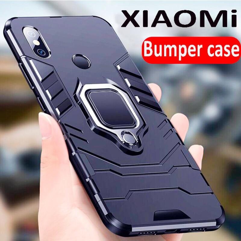 Funda magnética a prueba de golpes para Xiaomi Redmi 8 7 5 6 Pro k20, funda para Xiaomi Note 10 Redmi K20 Pro 6A